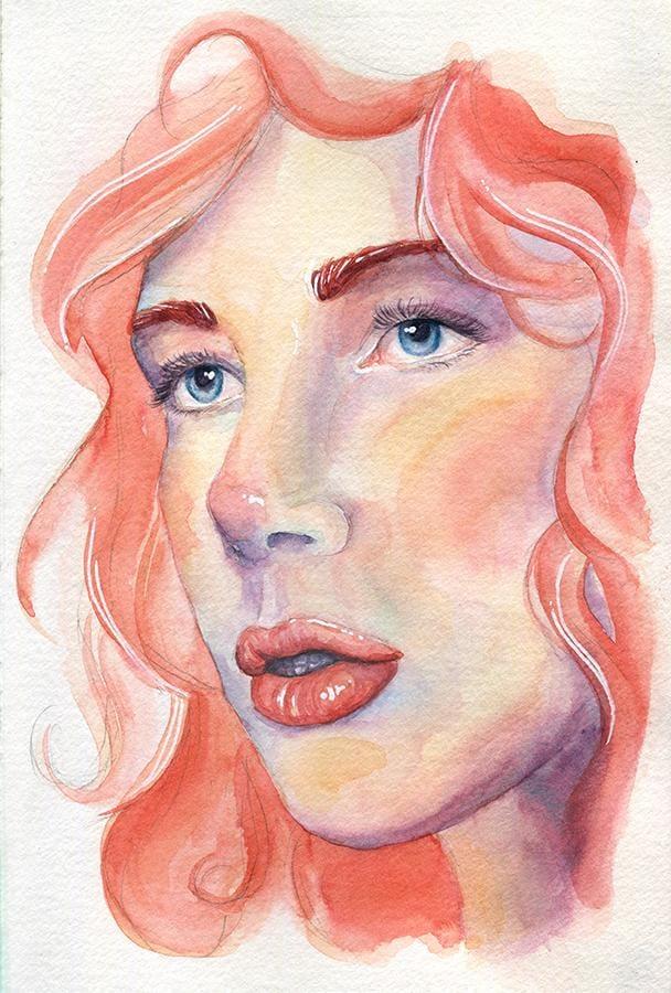 Rainbow Skin Practice - image 2 - student project