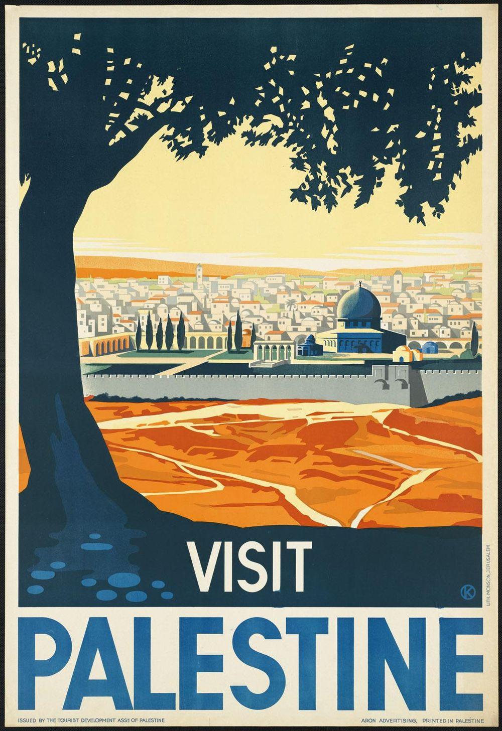 Visit Palestine - image 1 - student project