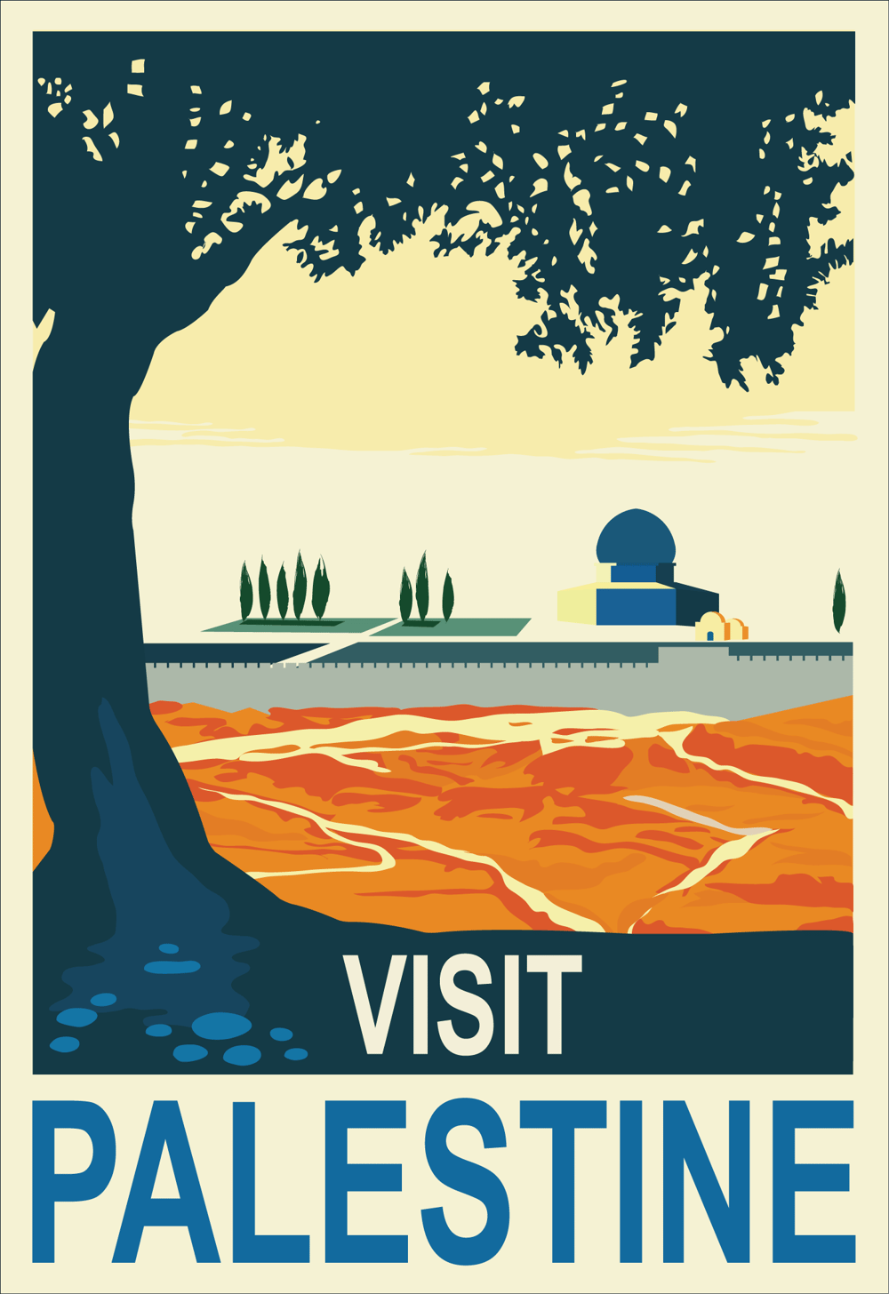 Visit Palestine - image 3 - student project