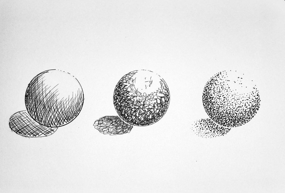 Sketching with Pen and Ink - image 2 - student project