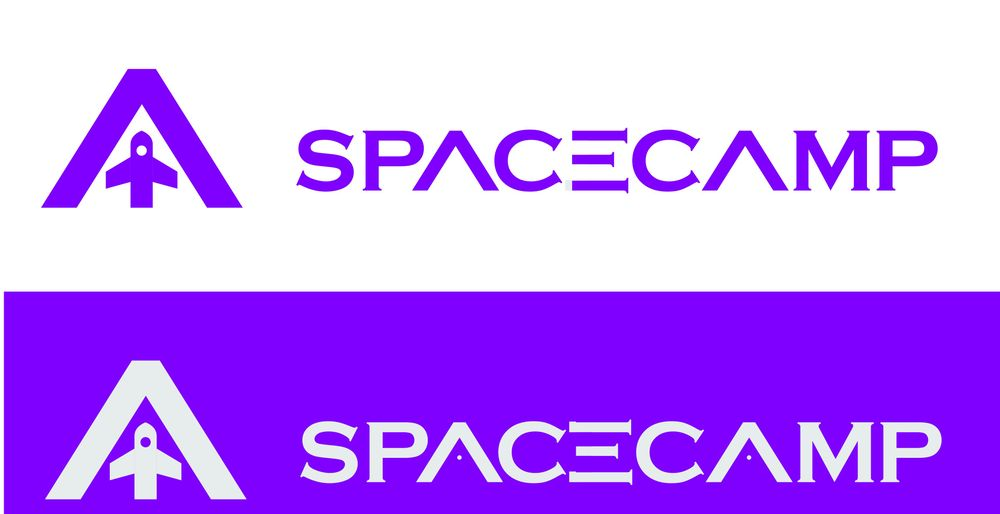 Space Camp Logo Design - image 2 - student project