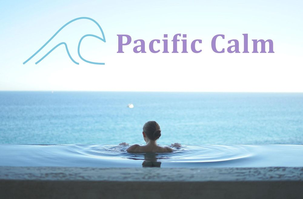 """""""Pacific Calm"""" Logo Project - image 2 - student project"""