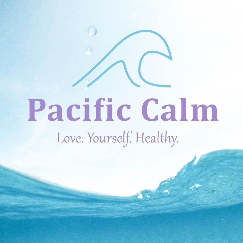 """""""Pacific Calm"""" Logo Project - image 1 - student project"""