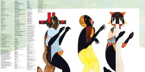 Innervisions Album Cover - image 1 - student project