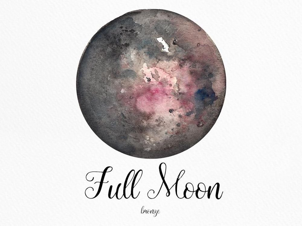 Full Moon ❍ - image 6 - student project