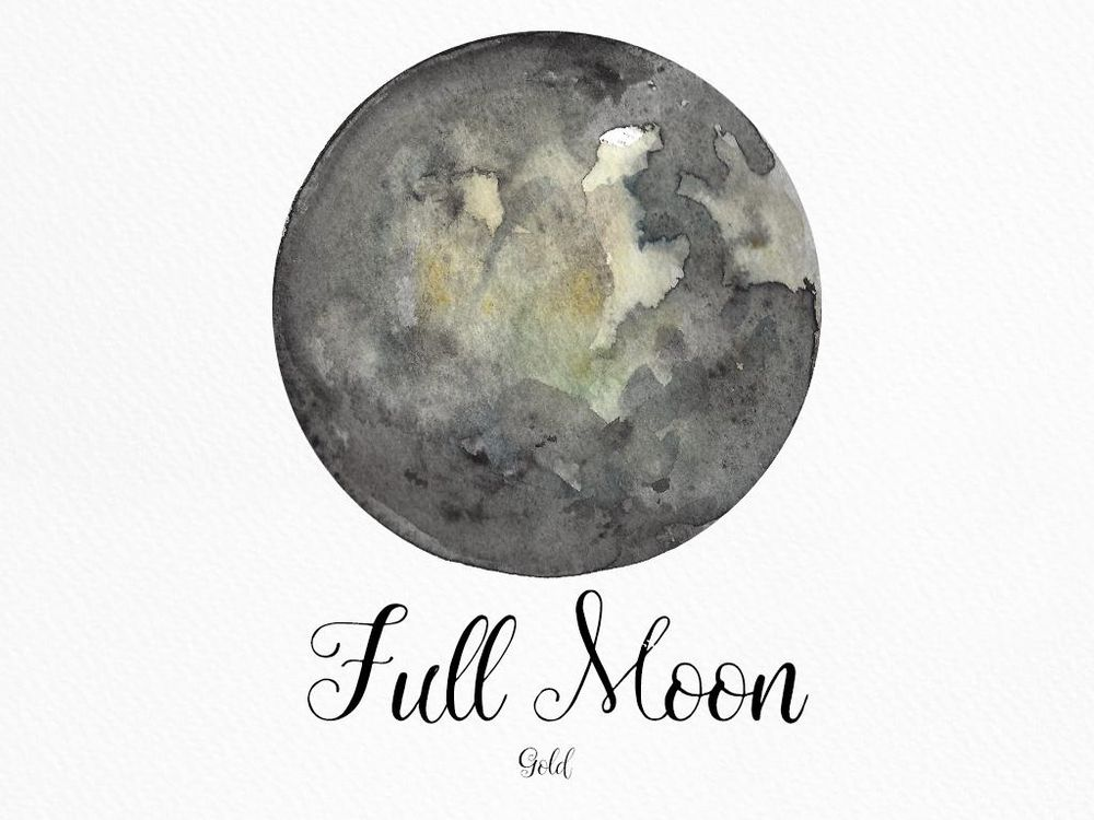 Full Moon ❍ - image 4 - student project