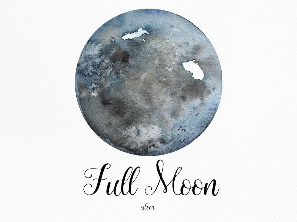 Full Moon ❍ - image 5 - student project