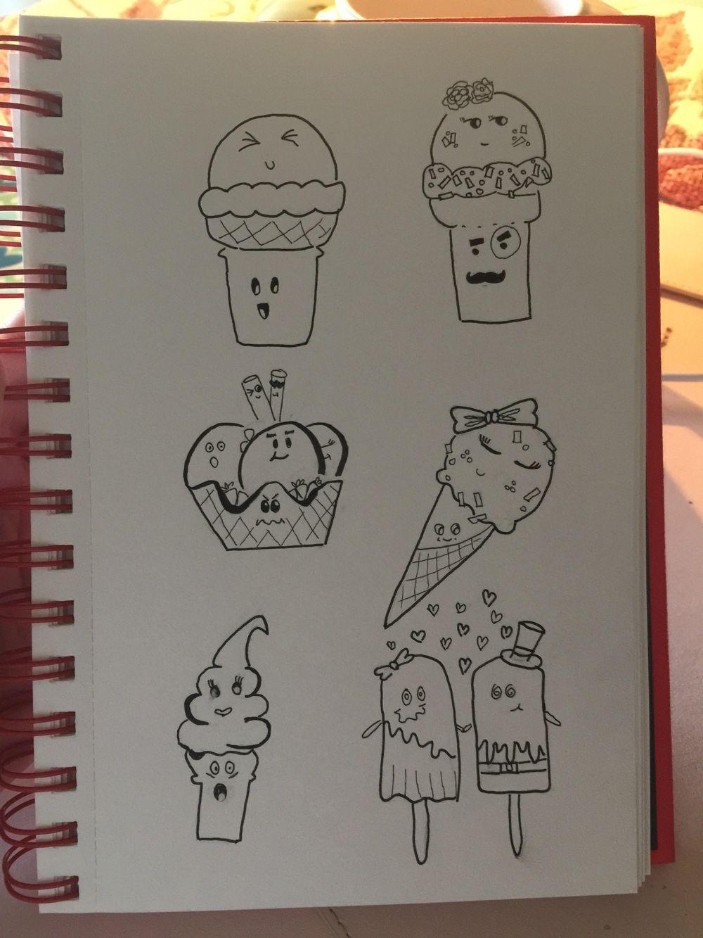 Ice cream ! - image 1 - student project