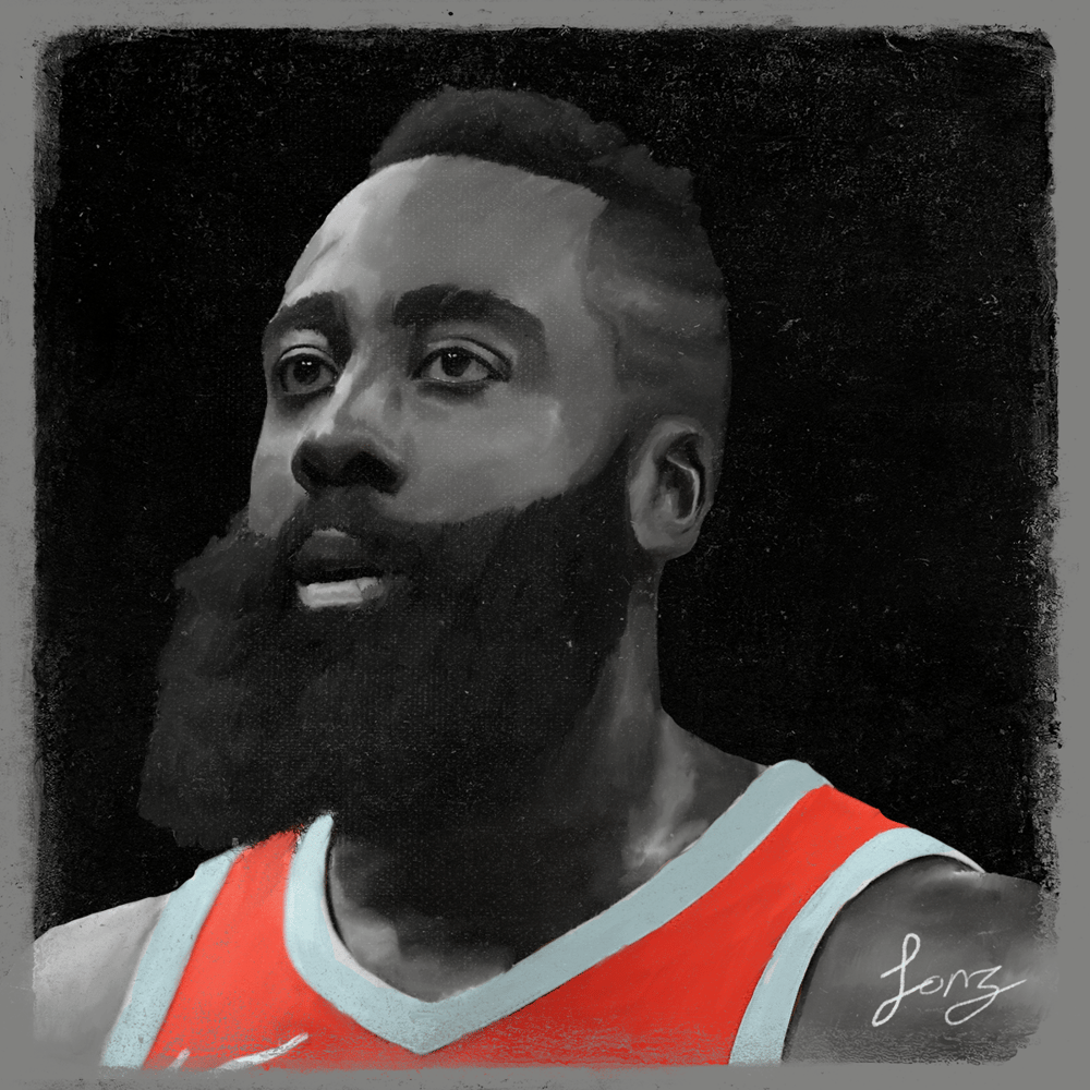 James Harden - image 1 - student project
