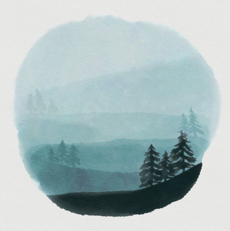 Watercolour - image 1 - student project