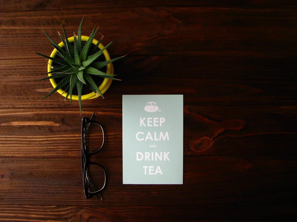 Tea flat lay - image 2 - student project