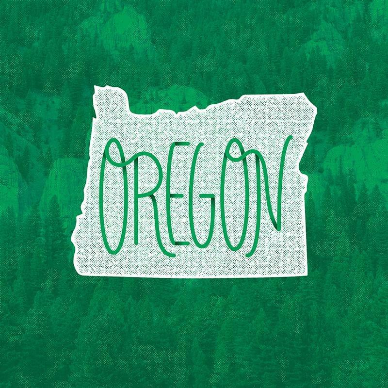 Oregon - image 1 - student project