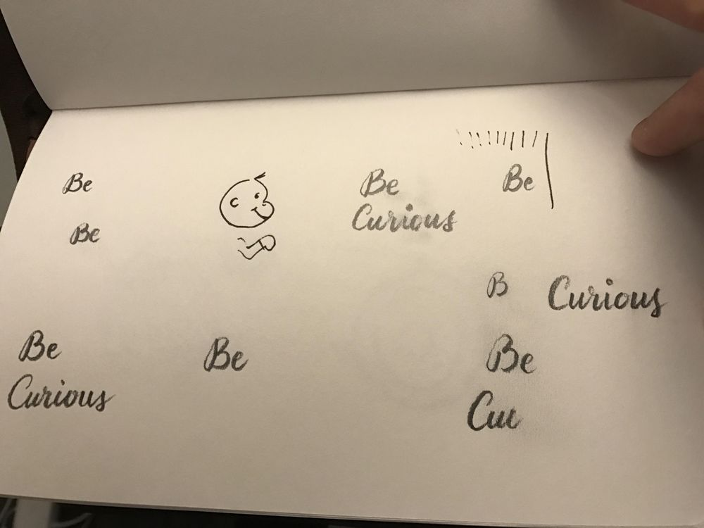 Be Curious - image 3 - student project