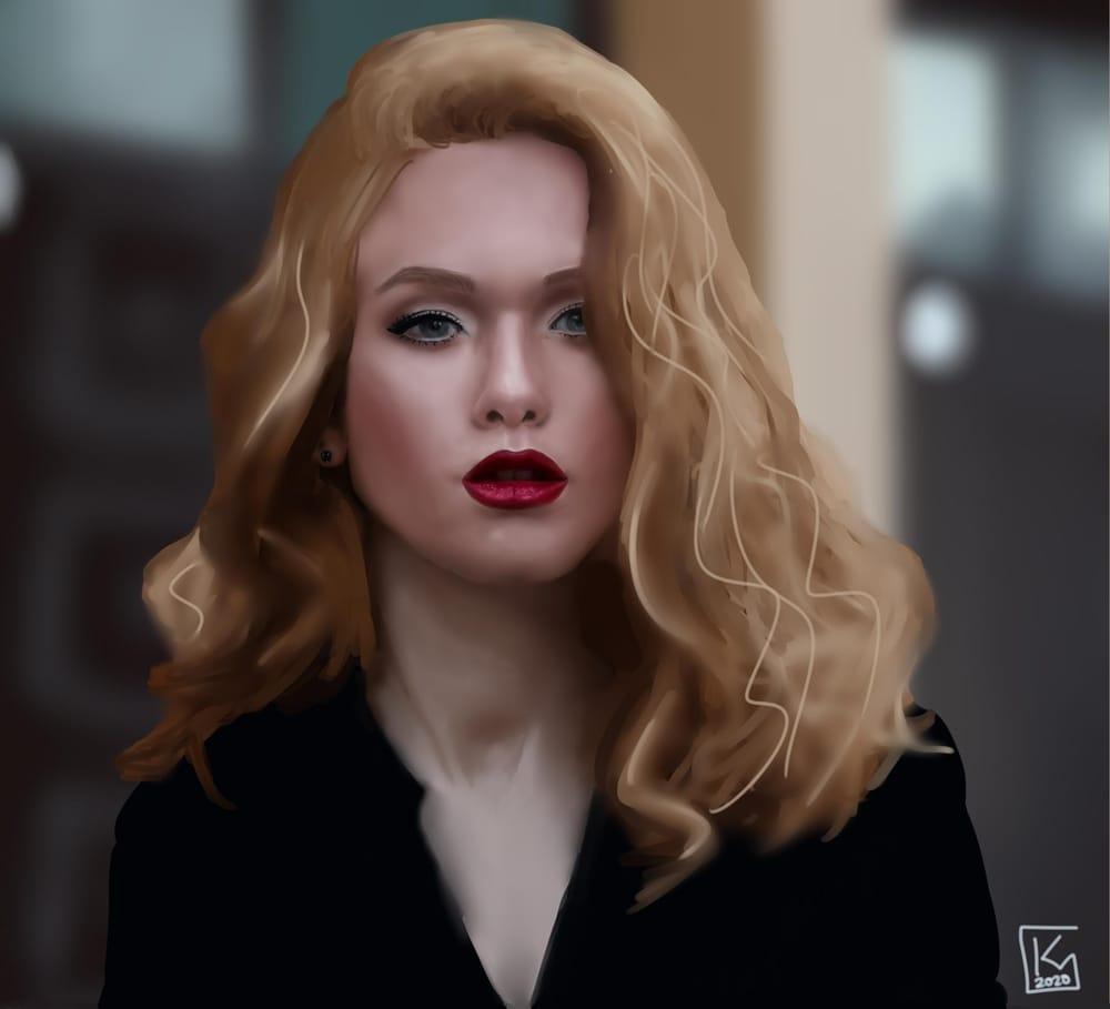 My Portrait - image 1 - student project