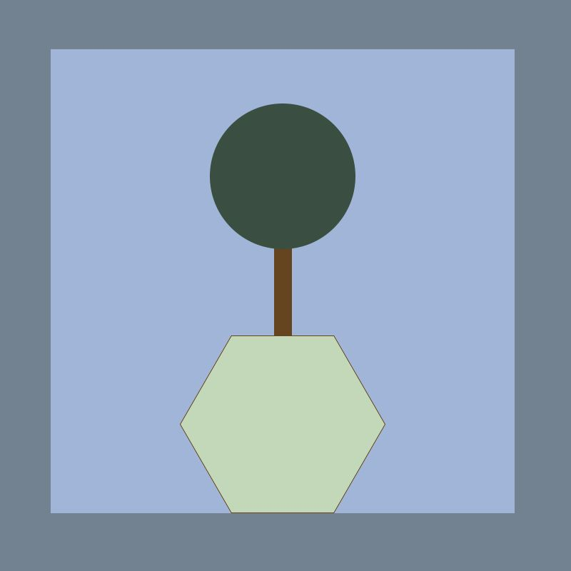 Simple plant - image 1 - student project