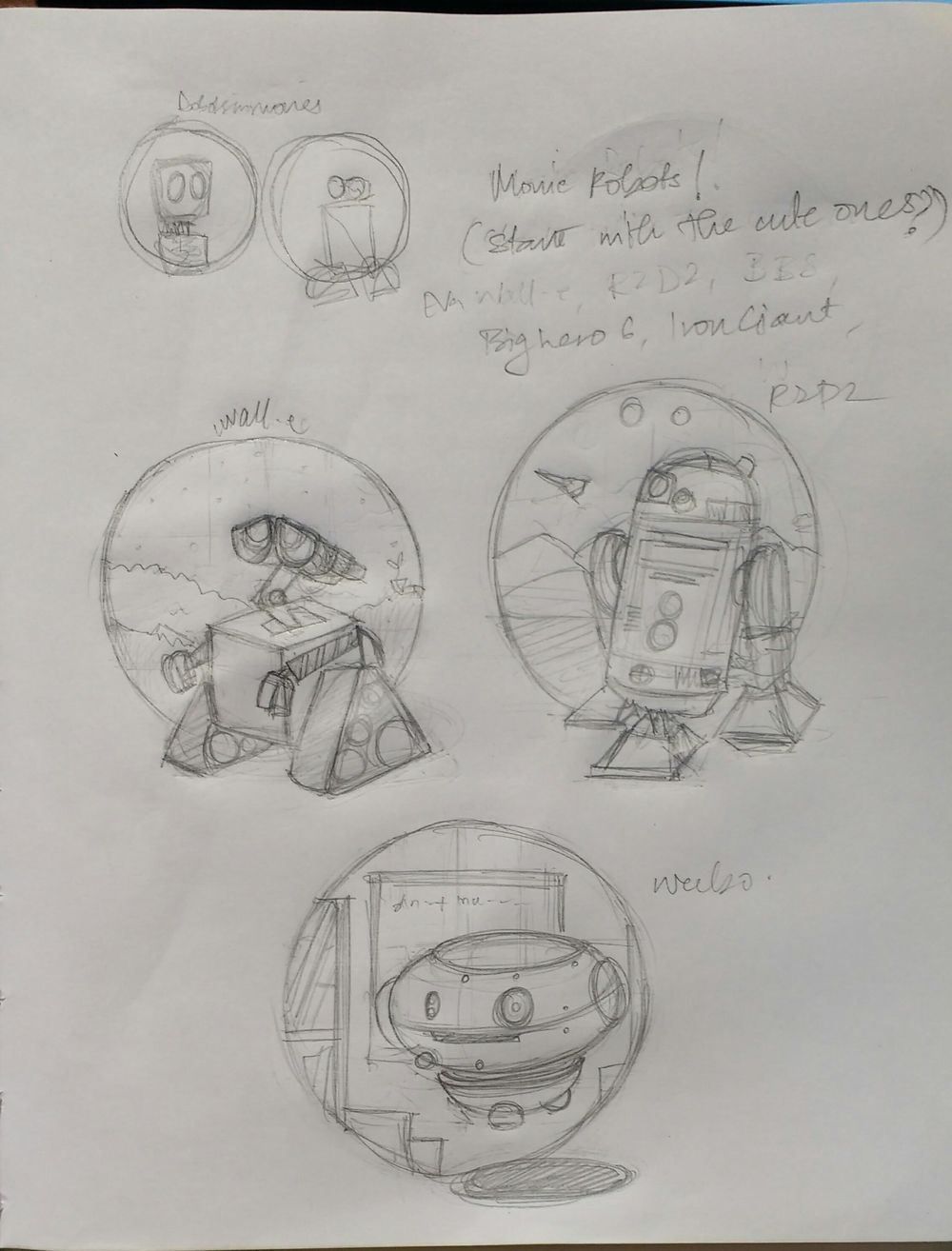 Movie Robots - image 11 - student project