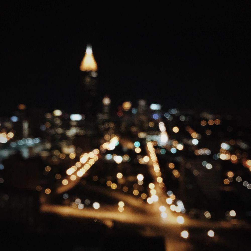 "Bokeh ""Dots"" in Atlanta - image 1 - student project"