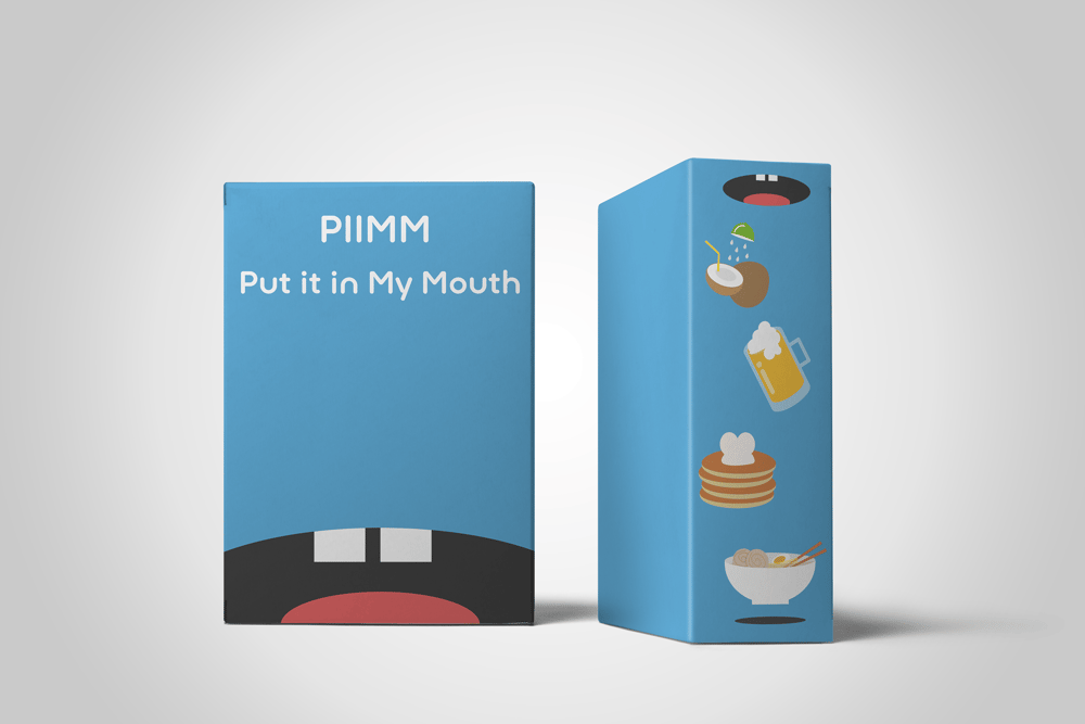 PIIMM Store - Put it in my mouth - image 1 - student project