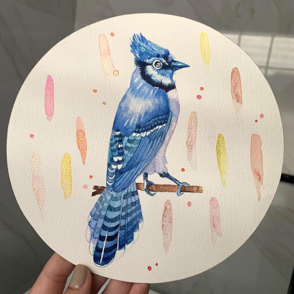 My first bird - image 3 - student project