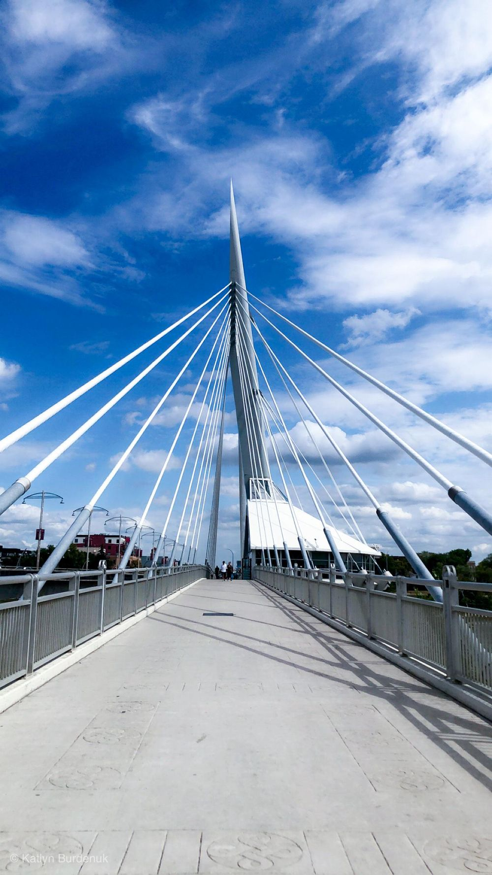 Provencher Bridge - Winnipeg Manitoba - image 1 - student project
