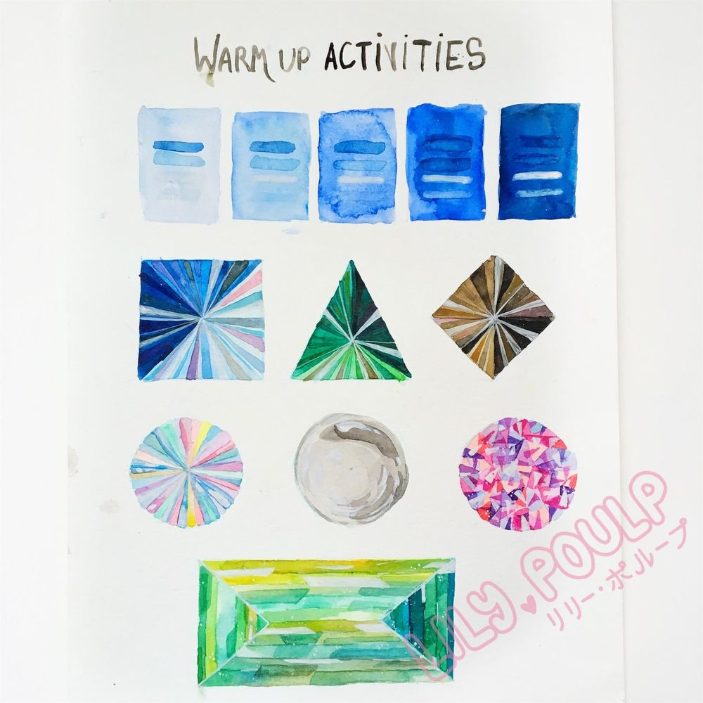 Gems and Jewelry *in progress* - image 1 - student project