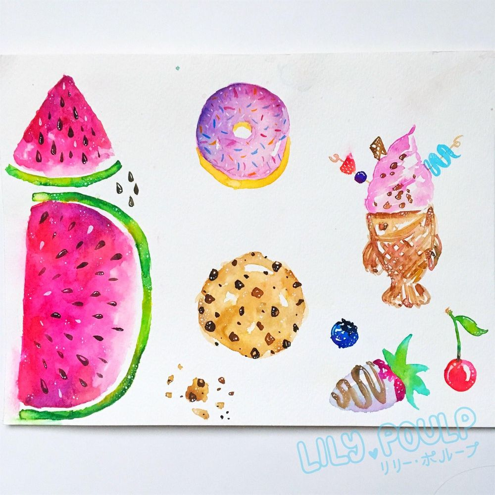 Sweets and treats *in progress* - image 1 - student project