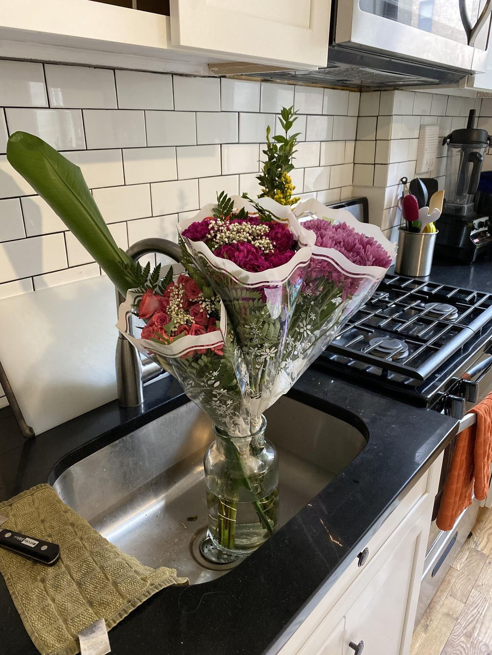 Giving Grocery Store Flowers a Makeover - image 1 - student project