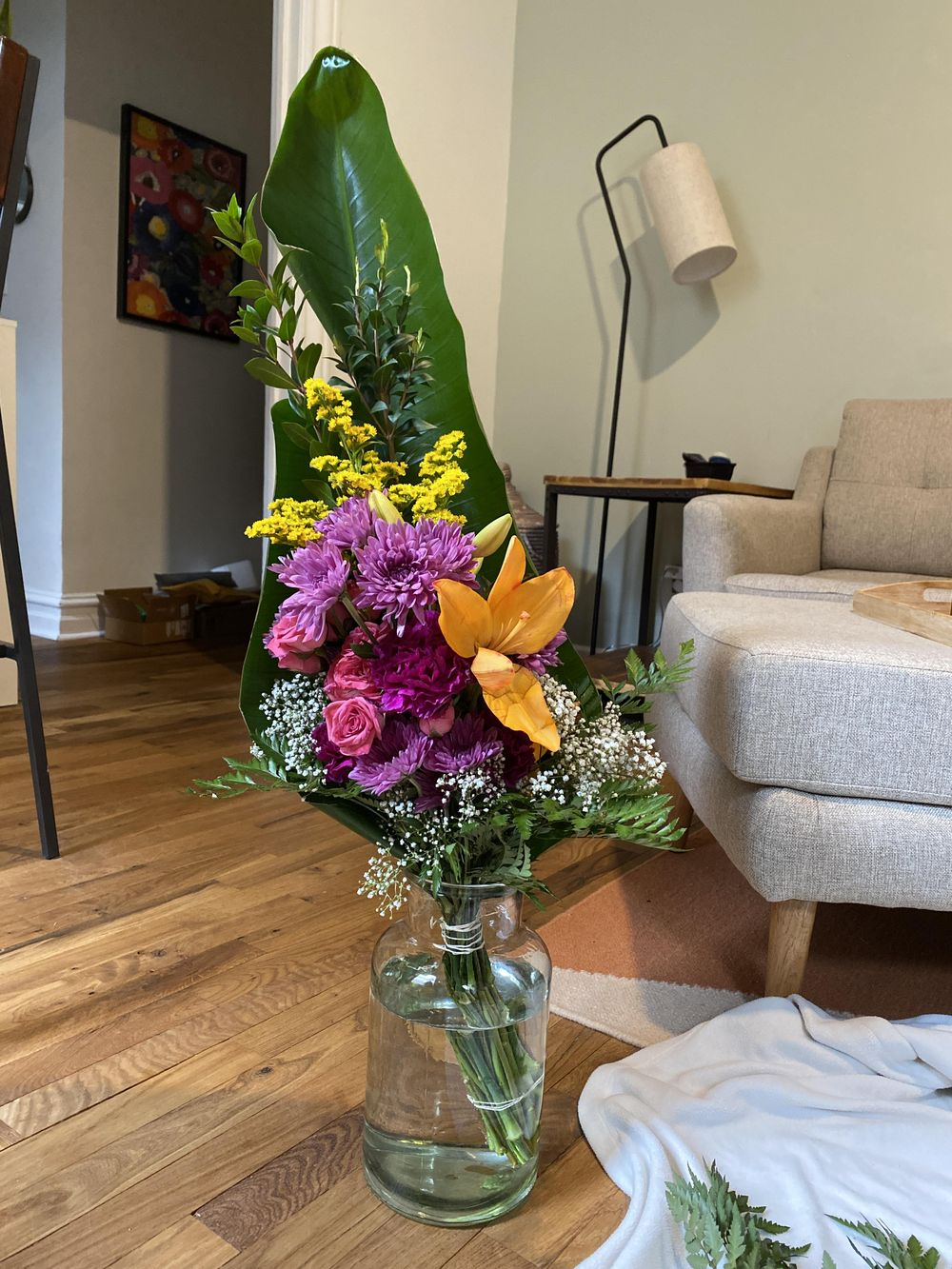 Giving Grocery Store Flowers a Makeover - image 2 - student project