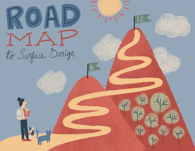My 6 months Road Map - image 1 - student project