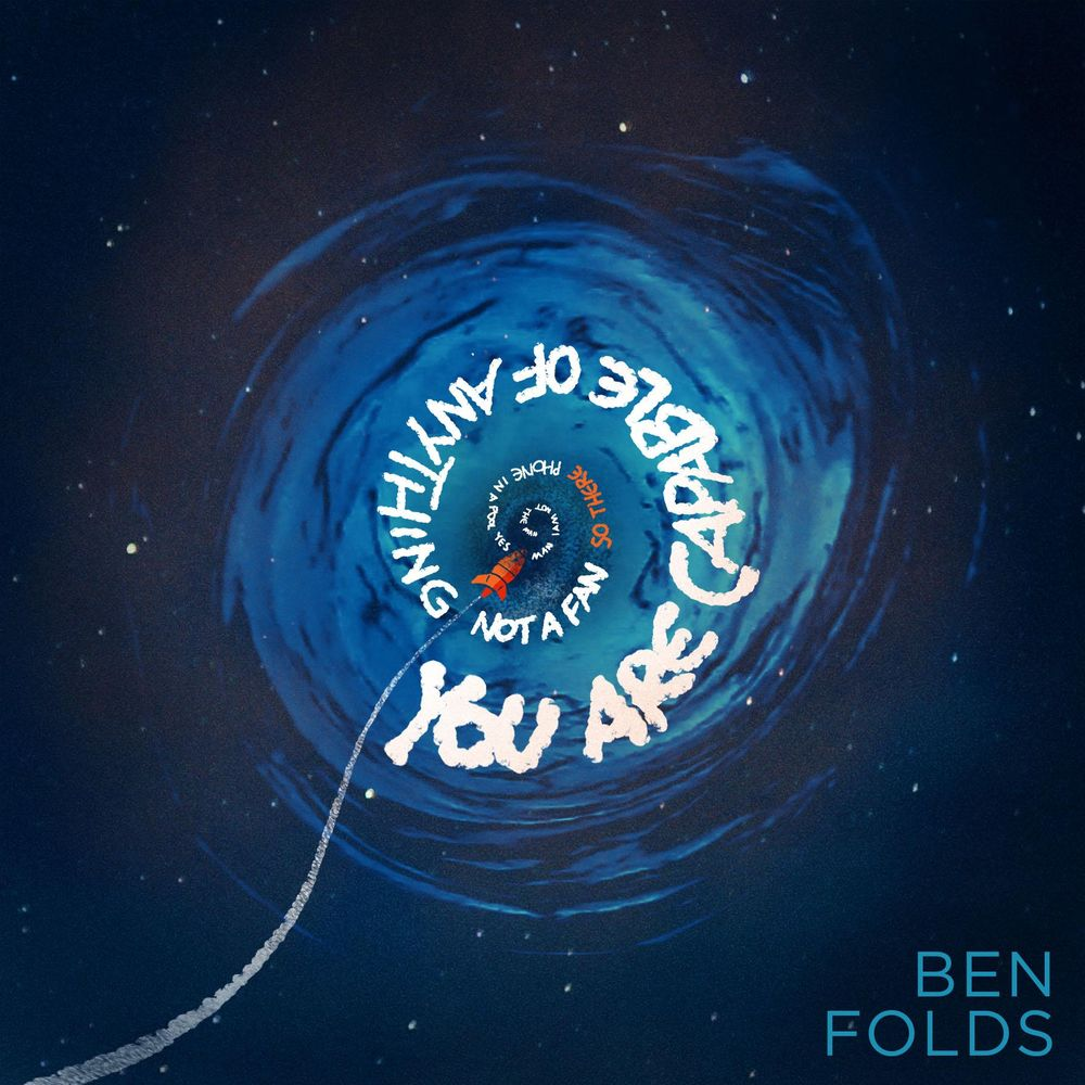 Ben Folds - So There - image 2 - student project