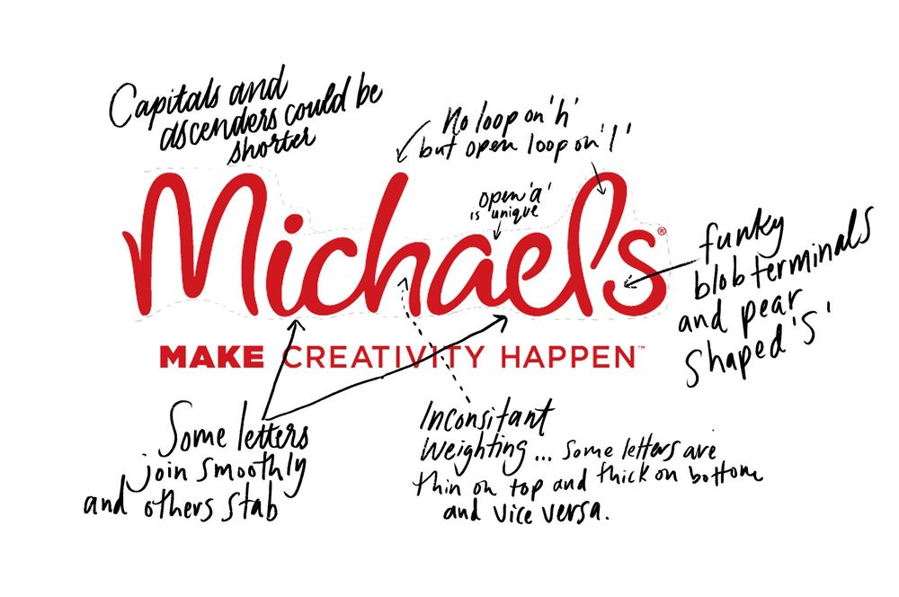 Michaels Craft Store Refresh - image 1 - student project