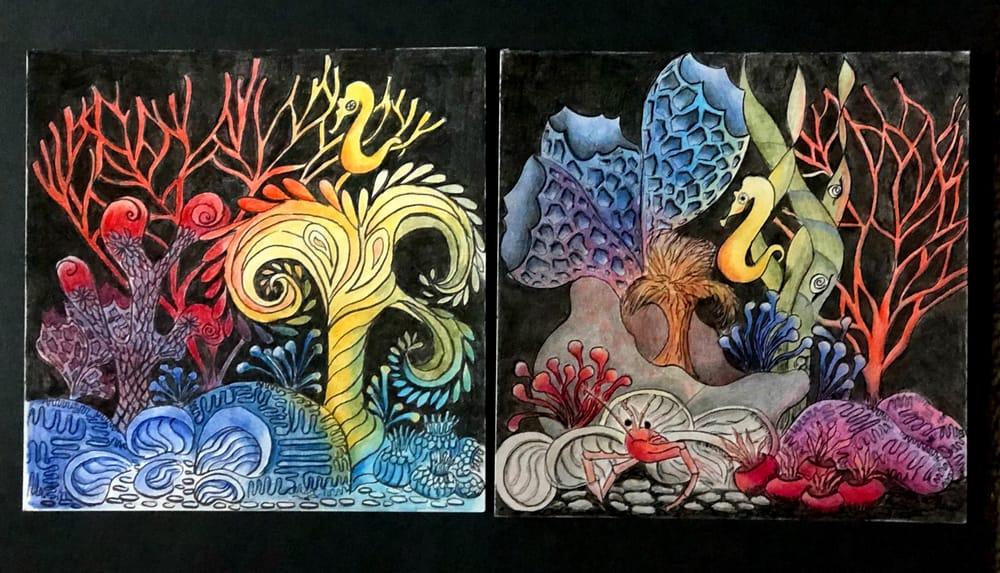Undersea Rainbow - image 2 - student project