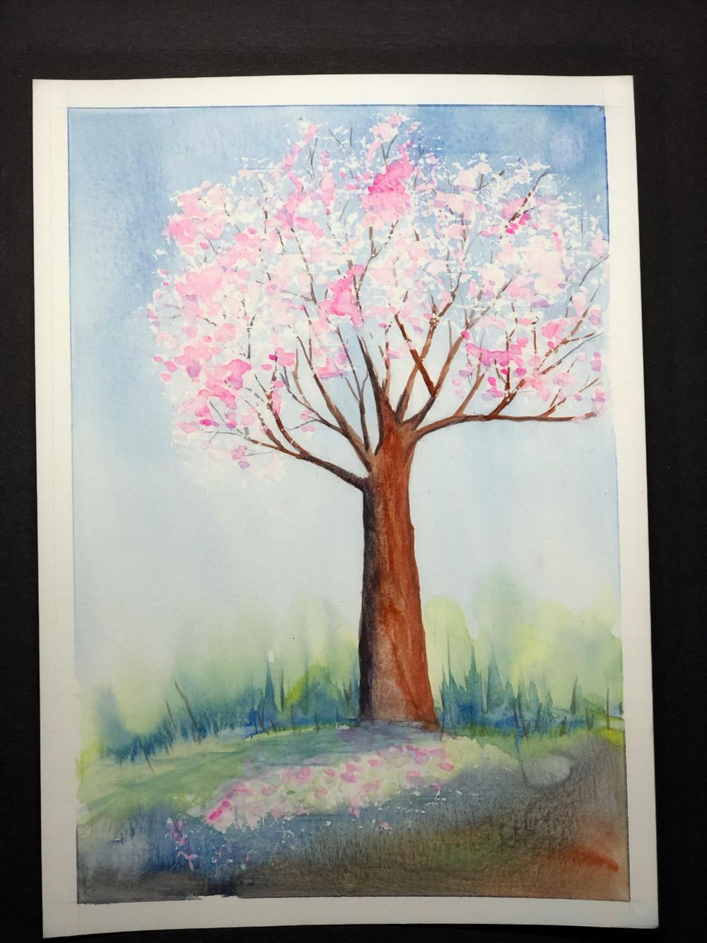 Deciduous Trees - image 2 - student project