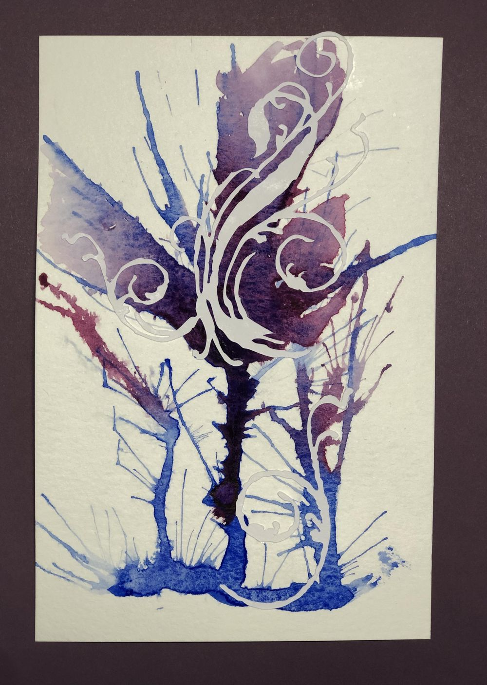 Wild Watercolors - image 2 - student project