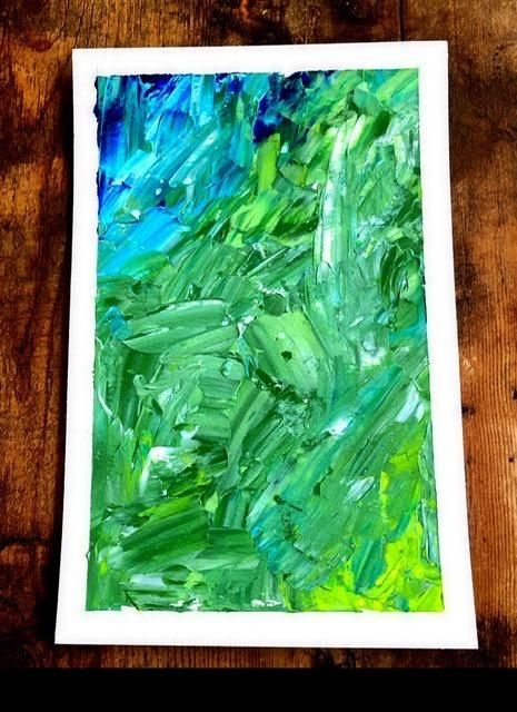 Modern Acrylic Painting - image 7 - student project