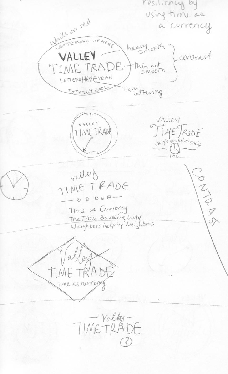 Valley Time Trade - image 6 - student project