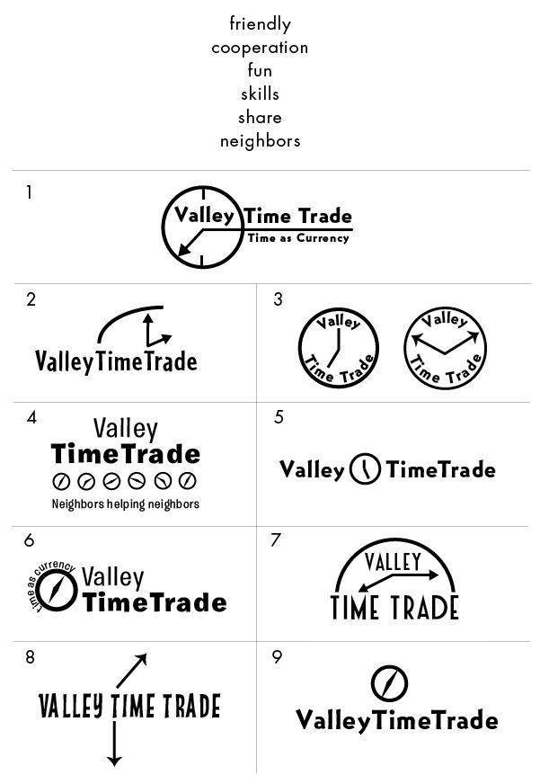 Valley Time Trade - image 3 - student project