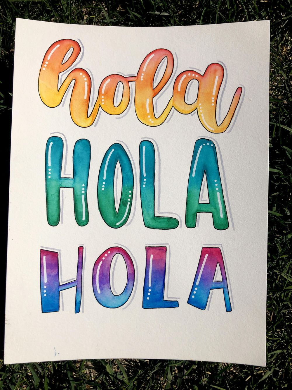 Hola - image 1 - student project