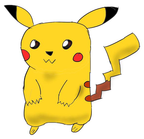 Pikachu - image 1 - student project