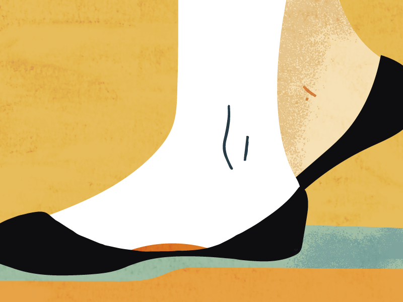 style exercise - ballet flats - image 7 - student project