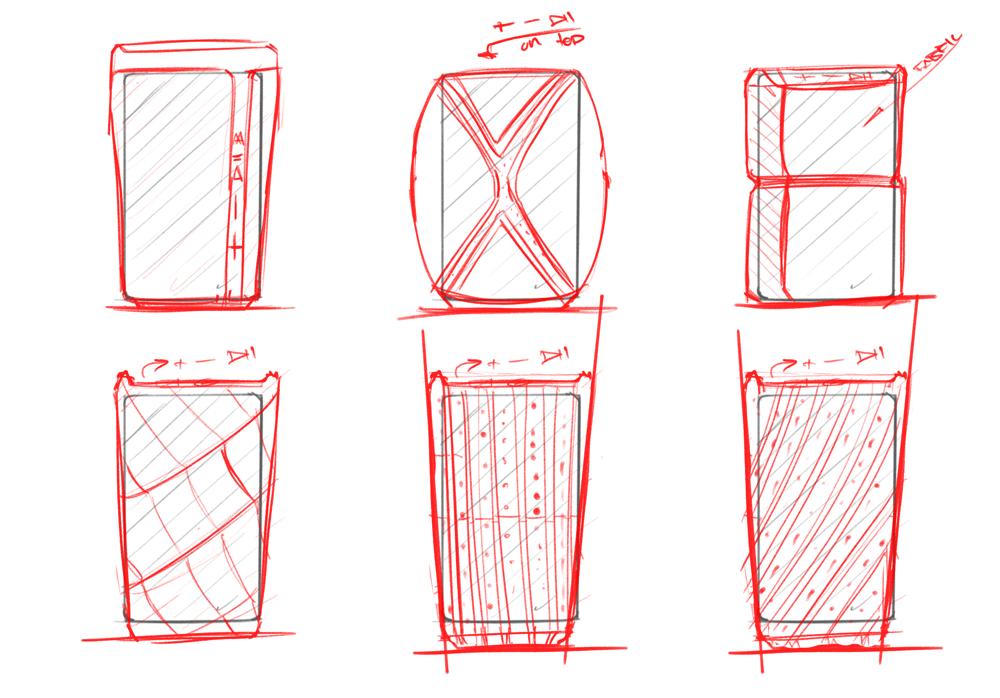 Waterproof Bluetooth Speaker Concept - image 1 - student project