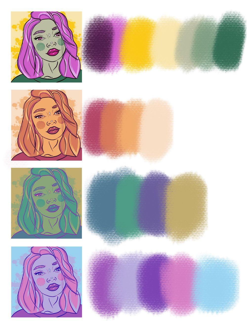 Colour Workshop - image 1 - student project