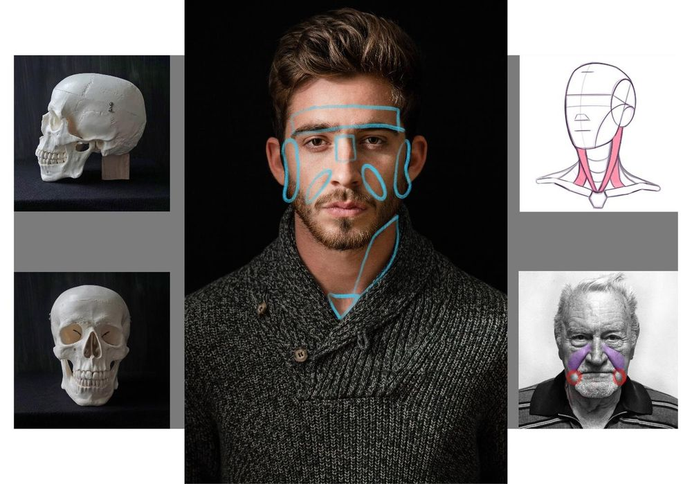 Drawing and Painting Portraits - image 9 - student project