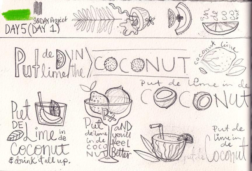 Sketchbook Magic - image 7 - student project