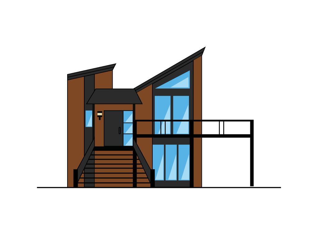 Animated House - image 2 - student project