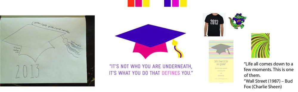 Loud Graduation - image 2 - student project