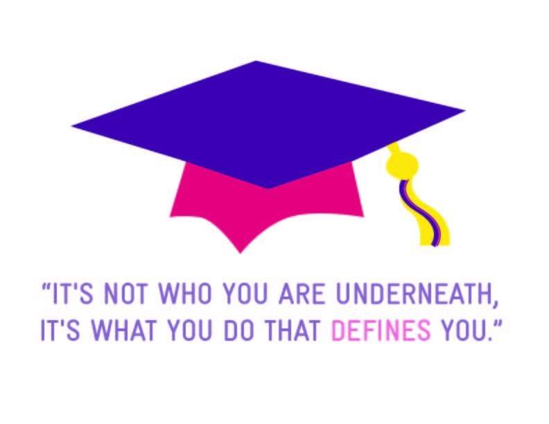 Loud Graduation - image 3 - student project