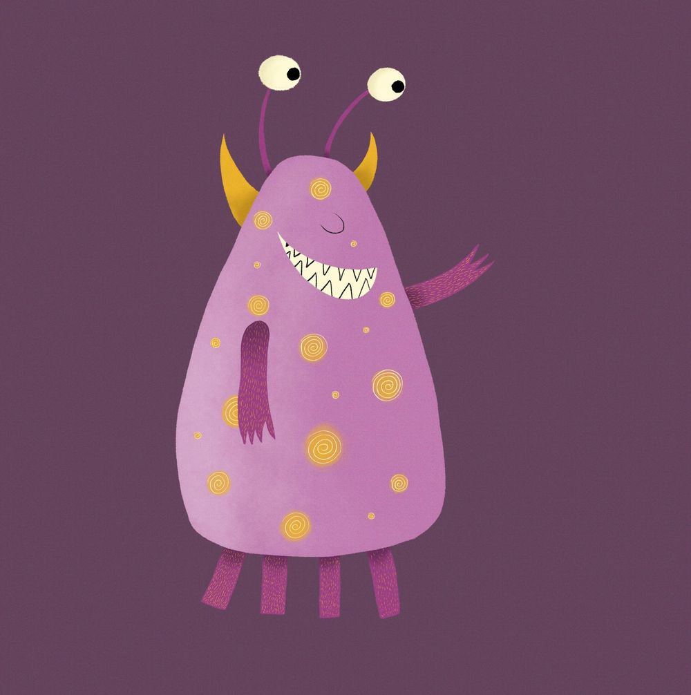 Monsters - image 1 - student project