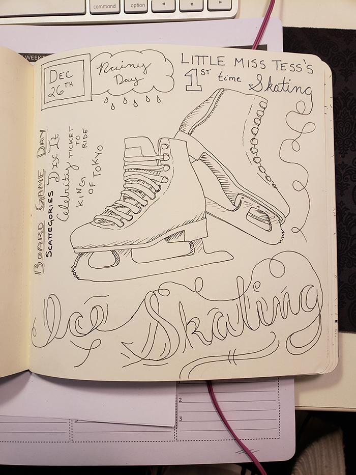 Draw Your Day - Amsterdam Trip & Some daily pages (updated) - image 9 - student project