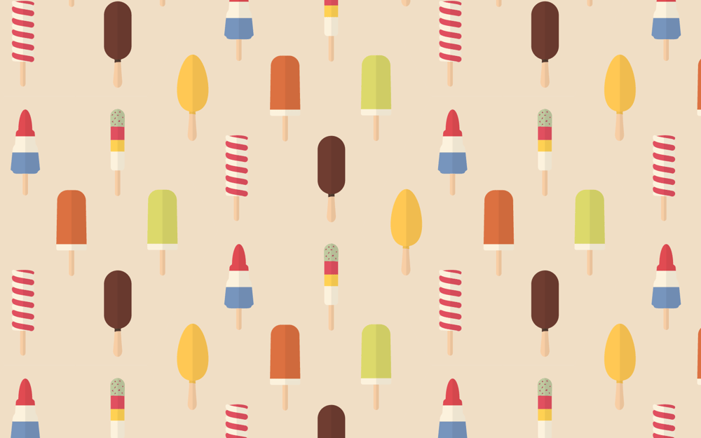 Seamless ice cream - image 1 - student project